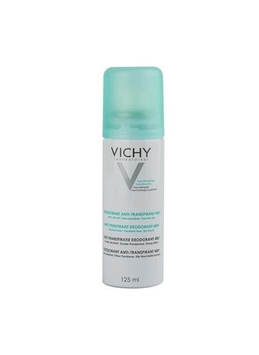 Vichy VICHY Deodorant Anti-Transpirant 48H Sprey 125 ml - Terleme ve Kötü Kokulara Karşı Etkinlik Renksiz